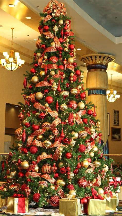 Beautifully Decorated Homes For Christmas colori albero di natale 2016 tendenze e 25 foto the