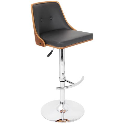 lumisource bar stools lumisource nueva bar stool 300208 kitchen dining at