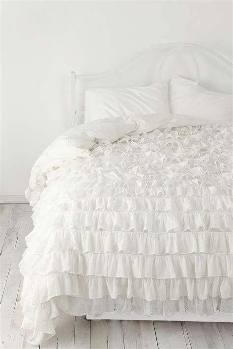 piumoni per camerette piumoni matrimoniali per un letto shabby chic 25 modelli
