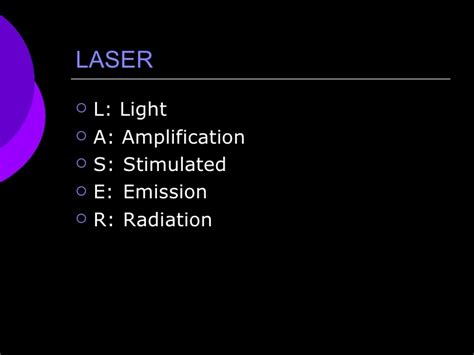 laser light therapy for laser light therapy