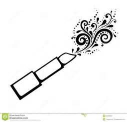 monochrome black white print lipstick stock photo image 34595800
