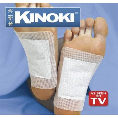 Cleansing Detox Pads by Kinoki Cleansing Detox Foot Pads Cleanse And Energize
