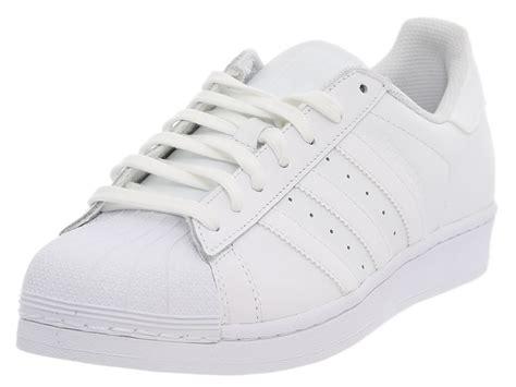 De Las Adidas Originals Superstar 2 Print Casual Zapatos Blanco Rosado 019784 Zapatos P 531 by Adidas Superstar Zapatillas Blanco Casual Zapatos