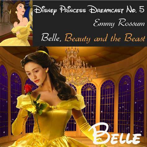 emmy rossum disney movie my disney princess dreamcast emmy rossum as belle my
