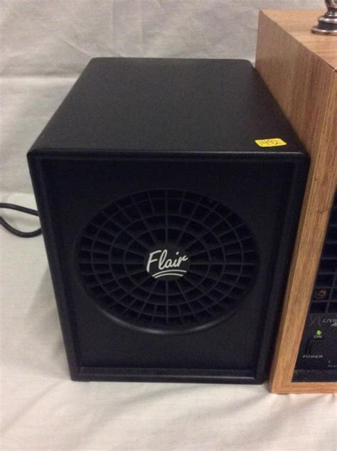 a flair living air purifier model xl