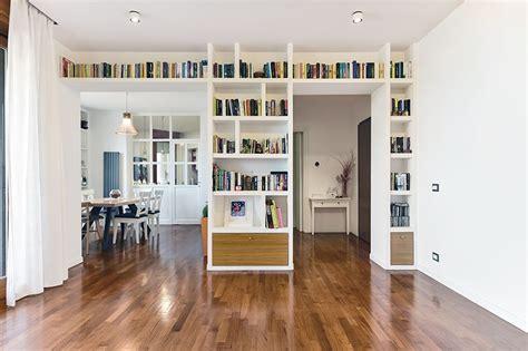 libreria roma eur ristrutturazione appartamento roma eur torrino 02a