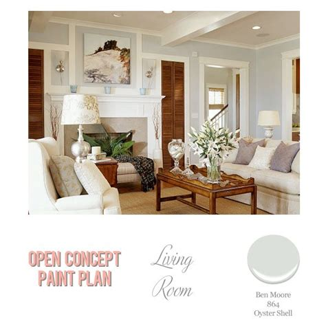 guide for paint colors foolproof paint selections for an open concept floor plan home