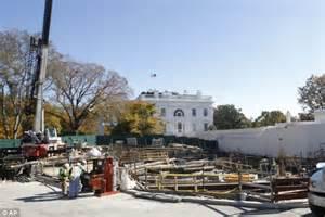 bunker casa blanca 376 millones para el nuevo bunker de la casa blanca