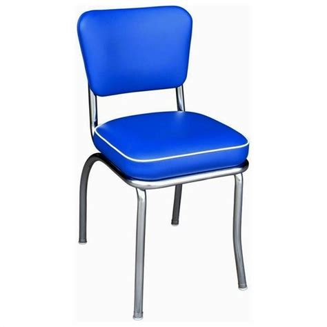 Royal Blue Dining Chairs Features