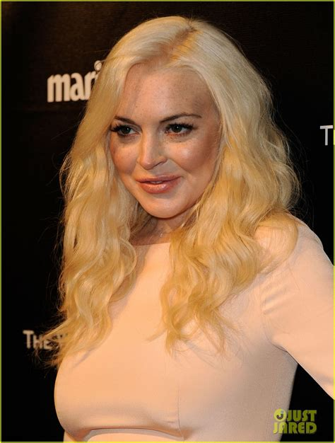 Lindsay Lohan Golden lindsay lohan golden globes after photo 2618809
