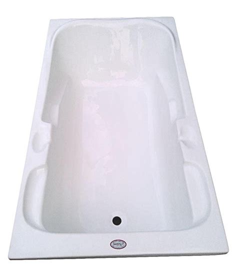 buy bathtub online buy madonna euro acrylic fixed bathtub white online at