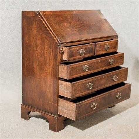 bureau writing desk antique bureau writing desk mahogany edwardian antiques