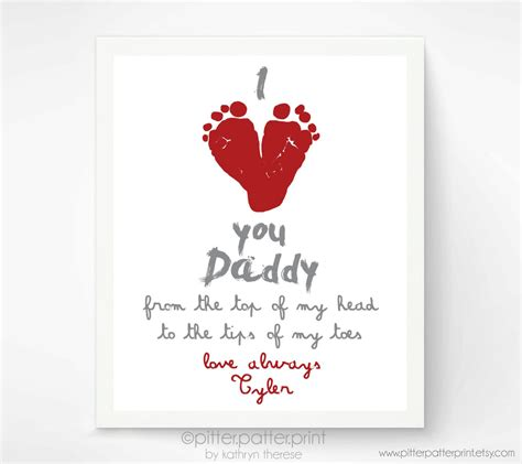 valentines gifts for dads valentines day gift for new i you by