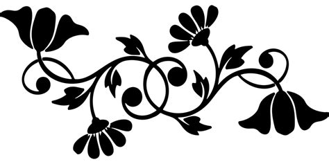 Kruissteek Kristik Orchid Motif Bunga 5 free vector graphic floral flourish flowers motif free image on pixabay 2747436