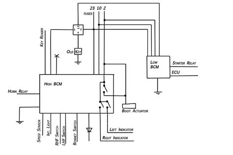 vs commodore bcm wiring diagram efcaviation