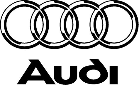 audi logo vector audi logo transparent background image 12