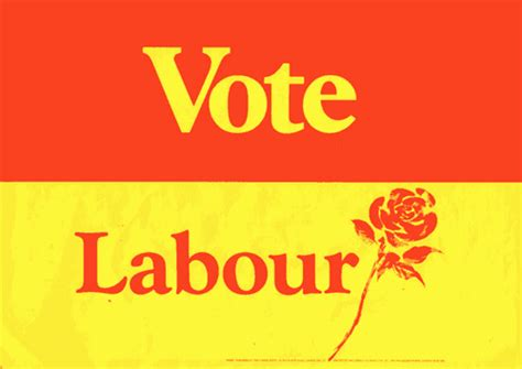 How To Build An Affordable Home by Vote Labour In Deptford Well Red