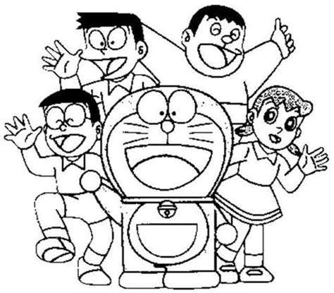 dora emon coloring page doraemon coloring pages fantasy coloring pages