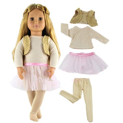 fashion doll accessories american doll clothes for 18 inch dolls new style