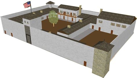 House Plans With Pool Courtyard file fort laramie cyark final jpg wikimedia commons