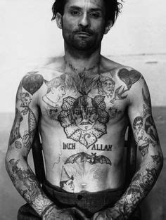 prison tattoo history 1000 images about les bousilles on pinterest french
