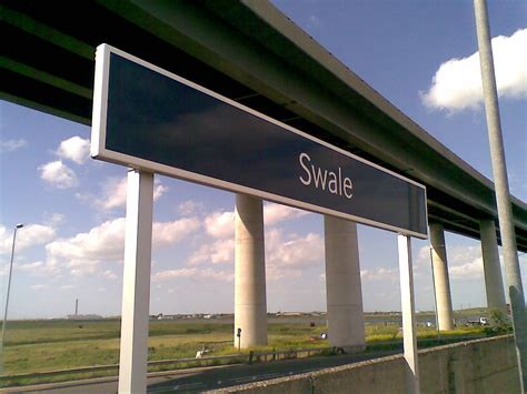 swale railway station wikipedia