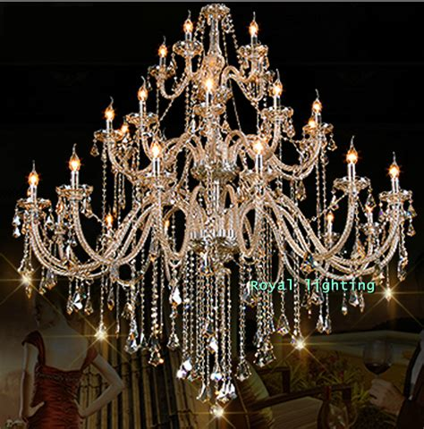 30 arms luxury chandelier villa hotel large