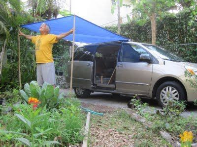 Diy Roof Rack Awning by Rhino Rack Sunseeker Roll Out Awning Roof Rack Mount 7