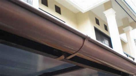 Karpet Untuk Talang Rumah memilih talang air yang tepat untuk rumah okezone economy