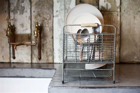 Industrial Dish Drying Rack by Best 25 Industrial Dish Racks Ideas On Industrial Drying Racks Industrial