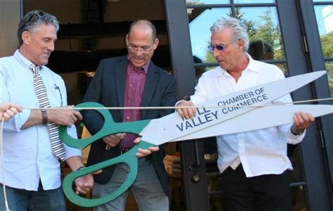 guideboat company guideboat company ribbon cutting in mill valley mill