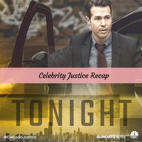 celebrity laundry recap chicago justice recap 4 23 17 season 1 episode 10 drill