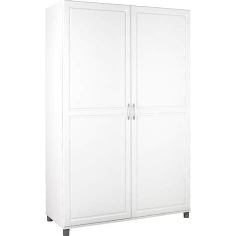 systembuild kendall 36 storage cabinet white stipple home depot storage cabinets white best storage design 2017