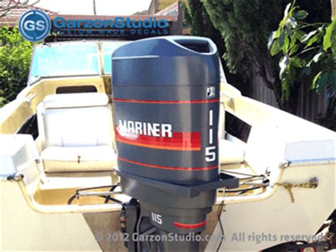 1980 1984 1985 1986 1987 1988 mariner 115 hp outboard