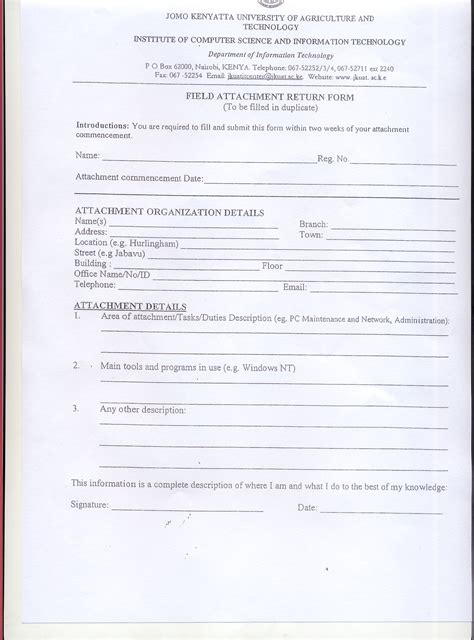 Application Letter Kmtc Jkuat Log Books Keadmissions