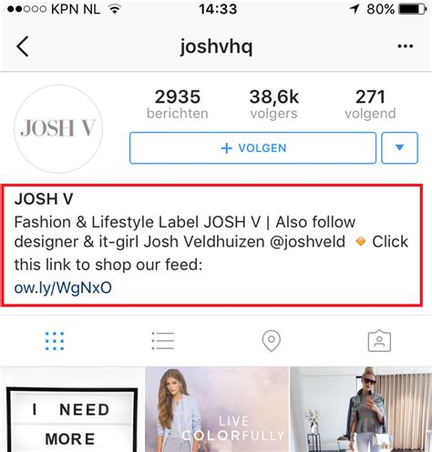 bio instagram link 6 tips for running a successful instagram account shopial