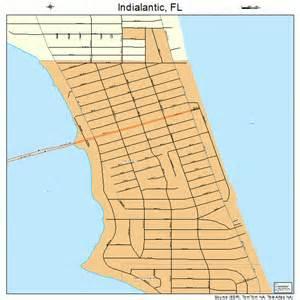 map of indialantic florida indialantic florida map 1233375