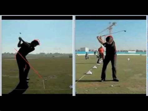 luke donald swing speed luke donald slow motion golf swing doovi