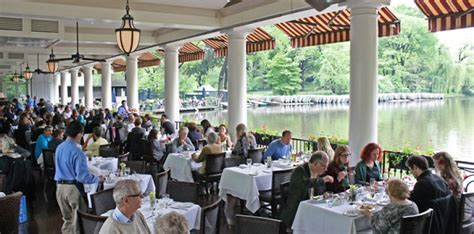 boat house ny interview with dean poll owner of central park boathouse restaurant food newsfeed