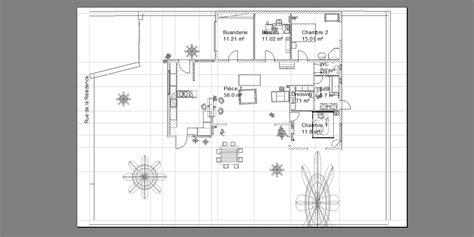 Bungalow Plans plan de masse lamaisonvertlagon