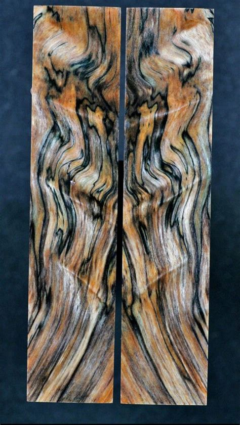 AAA Grade Lake Superior shipwreck wood   Knife Handle