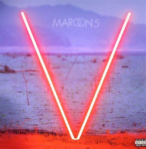 Maroon 5 V 2 maroon 5 v vinyl at juno records