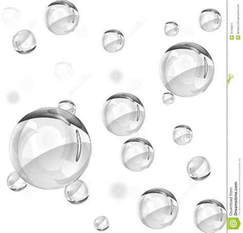 imagenes jpg transparentes esferas de cristal transparentes imagen de archivo