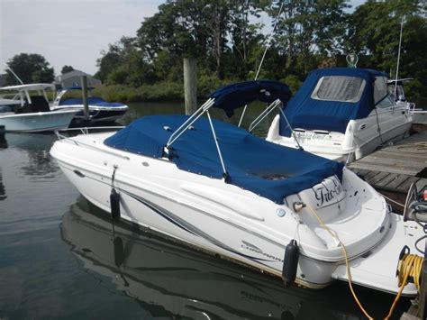 chaparral boats amityville 2003 used chaparral 235 ssi cruiser boat for sale