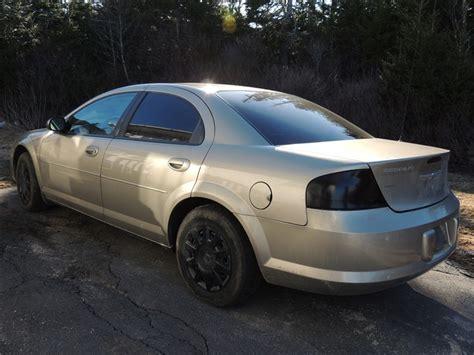 Chrysler Sebring Rims black rims for chrysler sebring