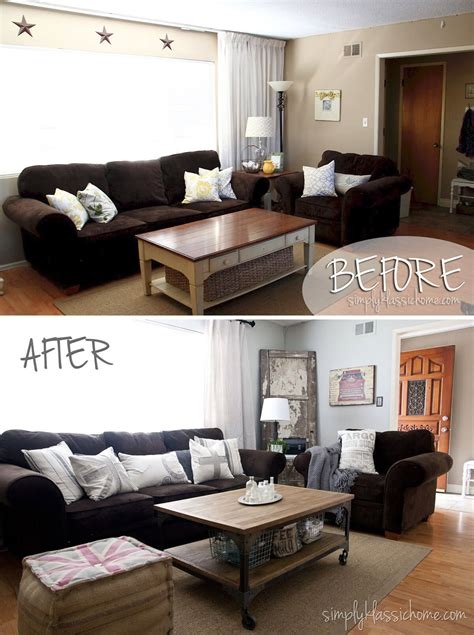 Living Room Makeovers Ideas - 26 best budget friendly living room makeover ideas for 2019