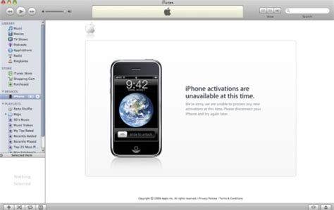 How To Activate A Itunes Gift Card - quot we are unable to complete your activation quot after ios 4 3 1 update