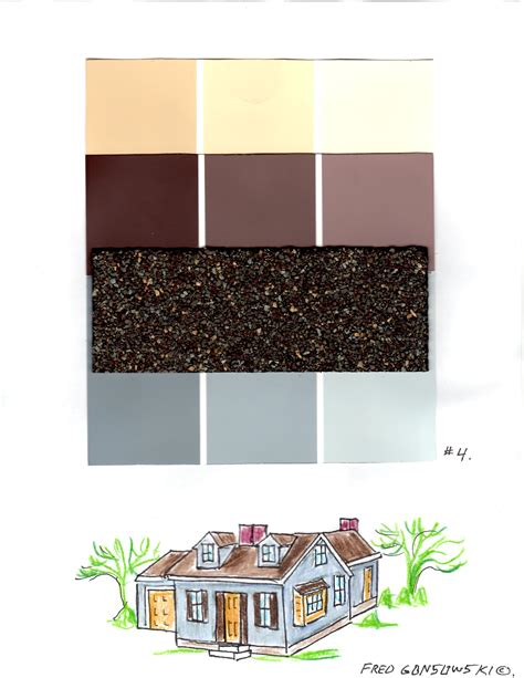 picking the right paint or siding color s for your house fred gonsowski garden home