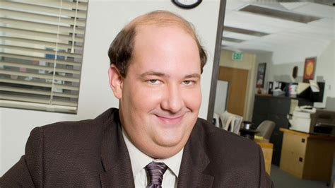 the office kevin hot dogs brian baumgartner s irl voice doesn t sound anything like