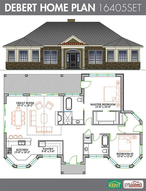 house plans with great kitchens 22 best images about ranch home plans on pinterest large